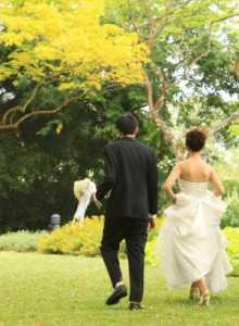 """Eco-Conscious Weddings – Central Coast Couples Gain Tips On How To Push For A """"Green"""" Celebration"""